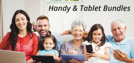 talkthisway Handy- und Tablet Bundles